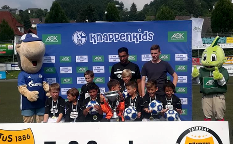10.06.18 F1 Knappenkidscup